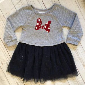 Baby Gap Disney Minnie Bow Dress 3T